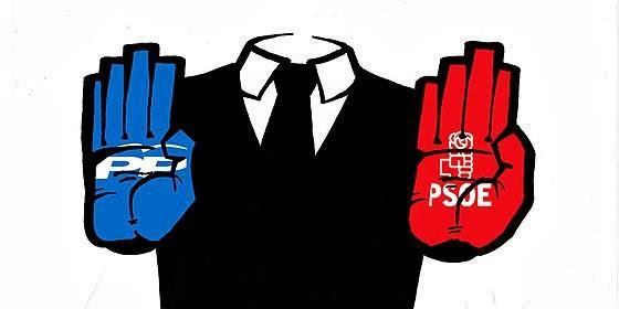MÁS REPRESIÓN GRACIAS A PP Y PSOE