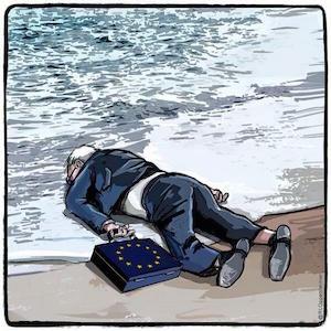 La vergüenza de la Unión Europea