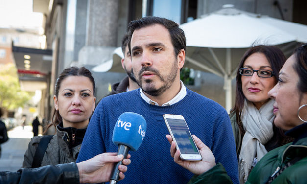 """Entrevista: """"El PP y Ciudadanos están intentando subirse a la ola de la extrema derecha"""""""