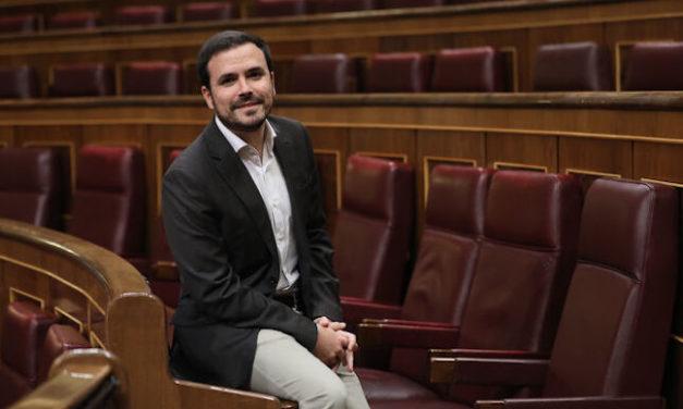 """Entrevista: """"El camino pasa por la unidad de IU con Podemos"""""""