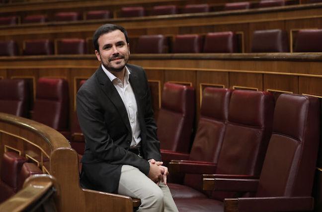 Entrevista: «El camino pasa por la unidad de IU con Podemos»